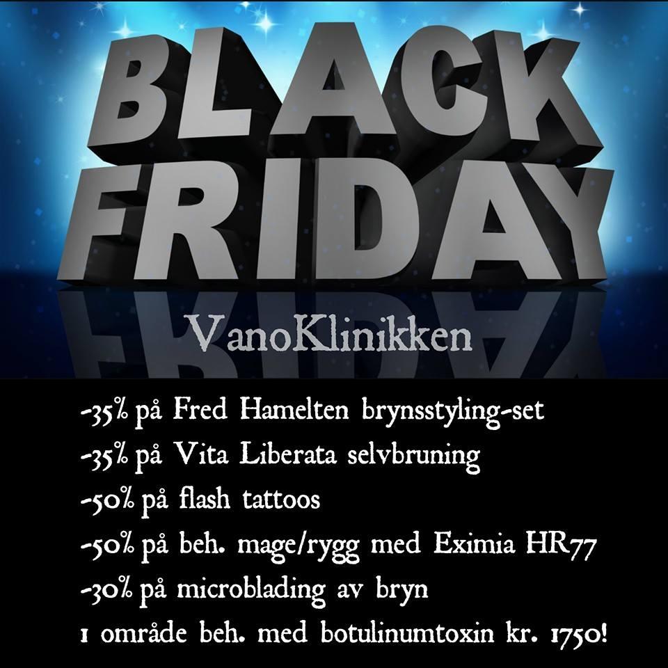 black friday tilbud københavn